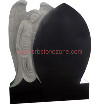 Angel Headstone Memorial Designs